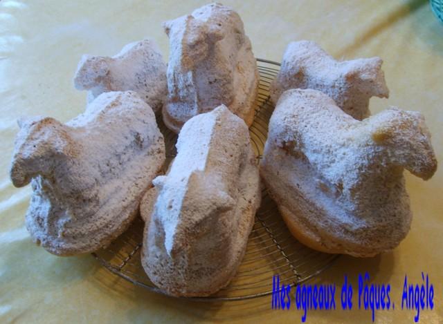 Recette de l'Agneau de Pâques ( Oster Lammele) 2011_a10