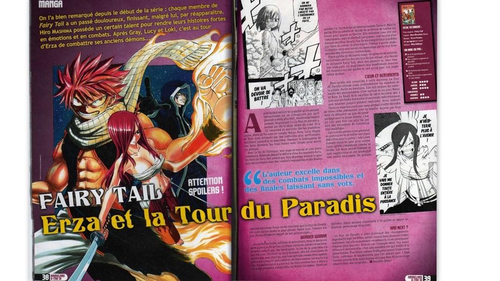 Articles sur Fairy Tail Xyz111