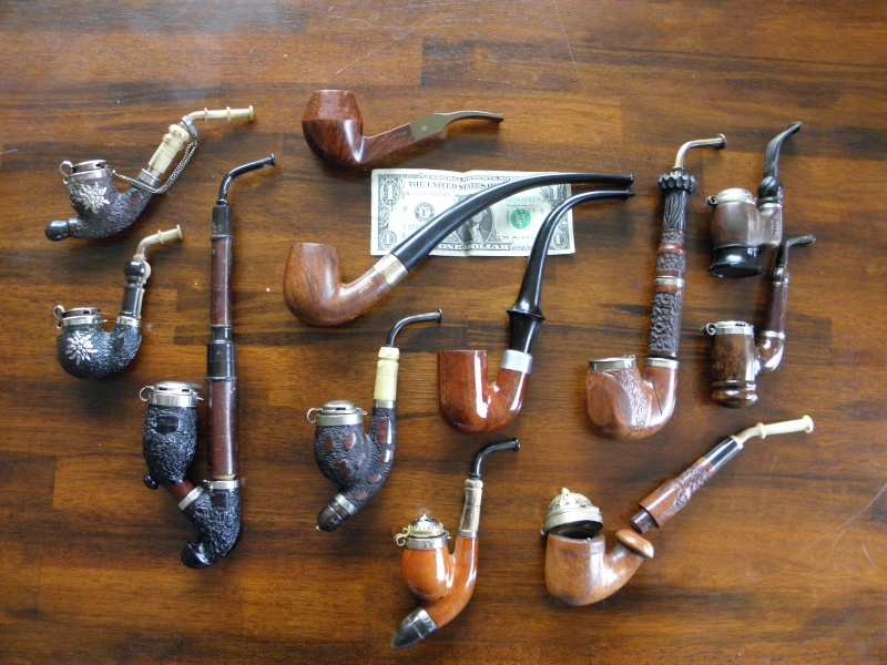 My smokers, and future smokers, P5140013