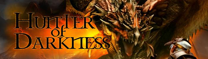 Hunter Of Darkness