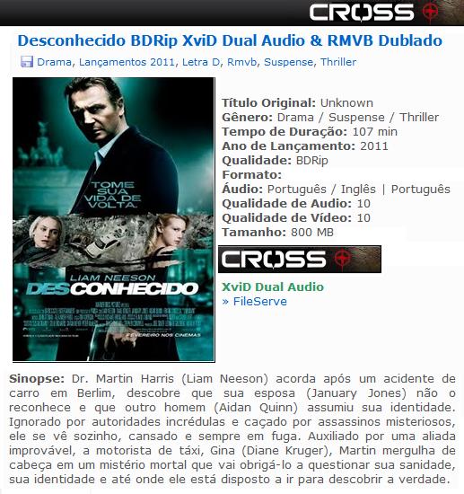 """Desconhecido """"Título Original: Unknown"""" com ( Liam Neeson ) Sem_ta12"""