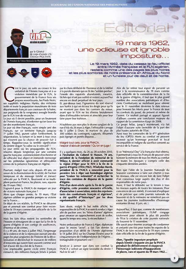 PIQUEMAL Christian GCA (2S): Ne risque-t-on pas un jour d'avoir en contre partie la France Algérienne Dlp_ed10