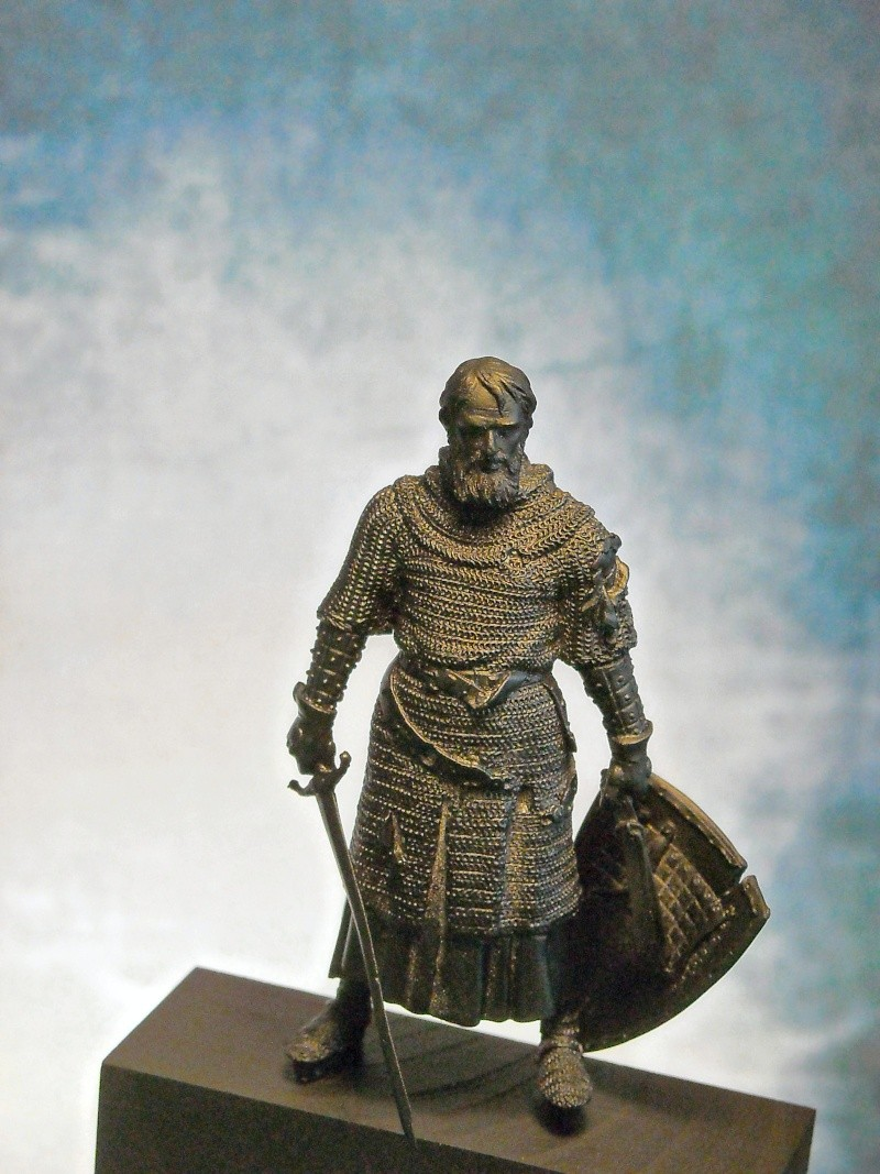 Une fois n'est pas coutume... figurine historique Guerri11
