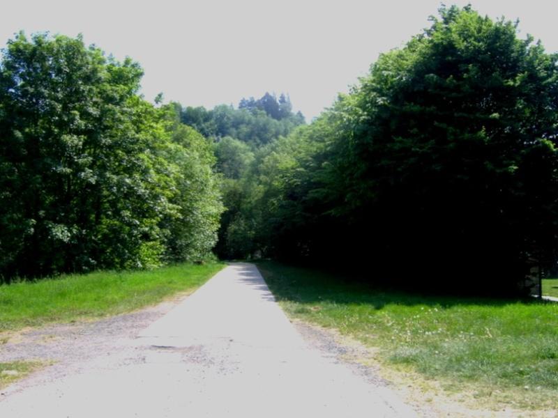 RAVeL 5 Ourthe Liege - Durbuy - Itinéraire N°7 - Sur la route des Ardennes Tilff_10