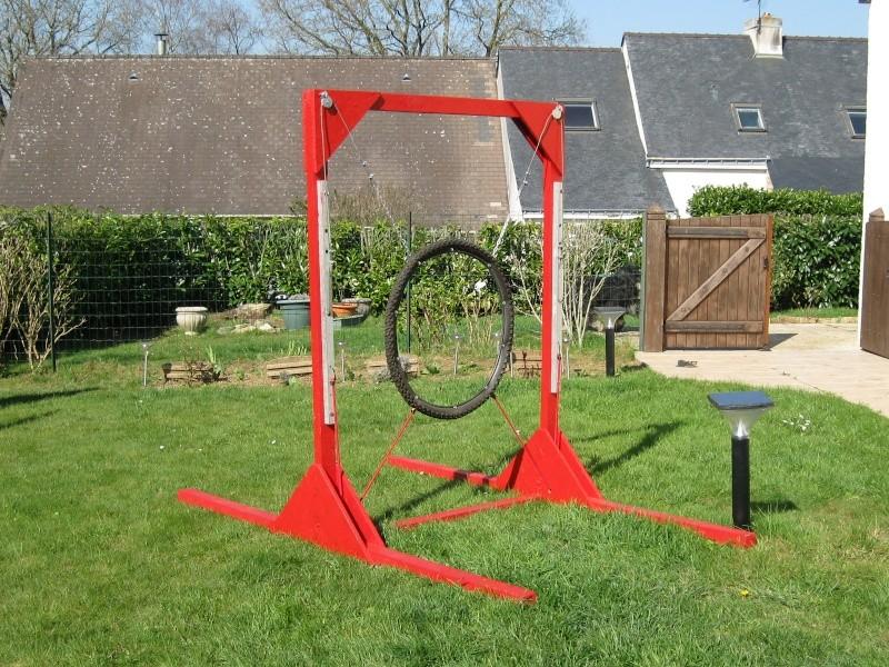 chiot - Fabricant D'obstacles d'agility--Obstacles évolutif--Agrès multi éveil chiot--PRO-- Img_0012