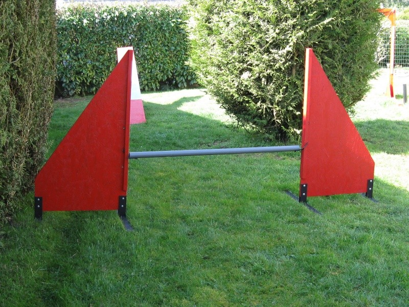 chiot - Fabricant D'obstacles d'agility--Obstacles évolutif--Agrès multi éveil chiot--PRO-- Img_0013