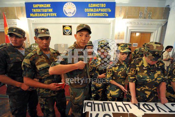 kyrgystan camouflage uniforms 10255811