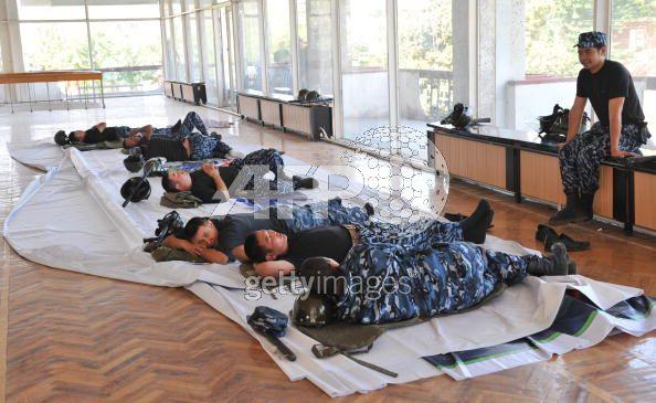 kyrgystan camouflage uniforms 10349710