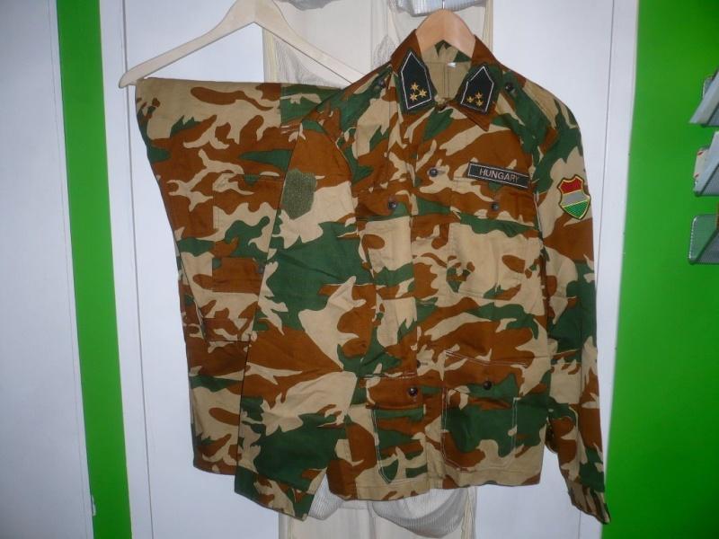 Hungarian Pakistani peace keeper shirt P1180210