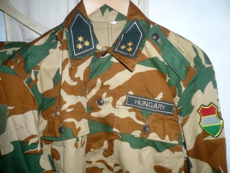 Hungarian Pakistani peace keeper shirt P1180211