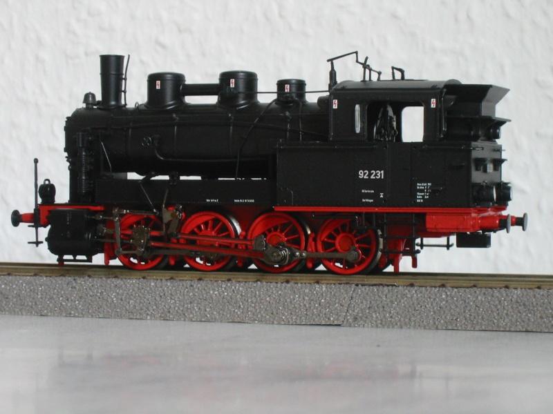 Liliput HO - Nr. L131354 - BR 92 231 der DB Ep. III Img_7010
