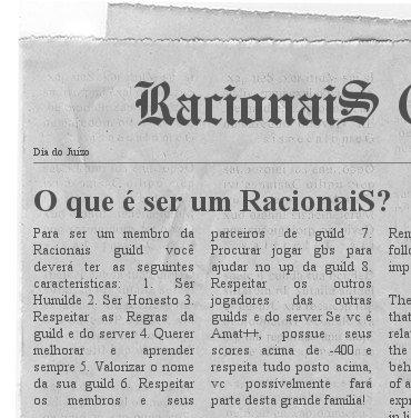 QUER PARTICIPAR ? Jornal10