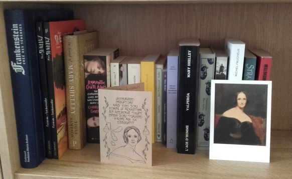 Ma collection Mary Shelley Biblio10