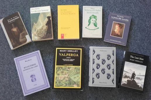 Ma collection Mary Shelley Biblio11