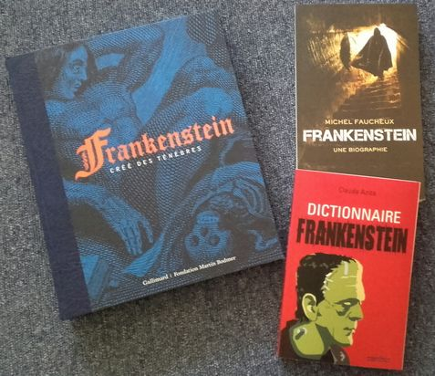 Ma collection Mary Shelley Biblio13