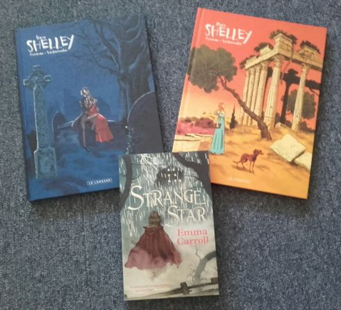 Ma collection Mary Shelley Biblio14