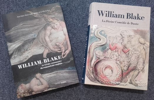 Ma collection William Blake Biblio16