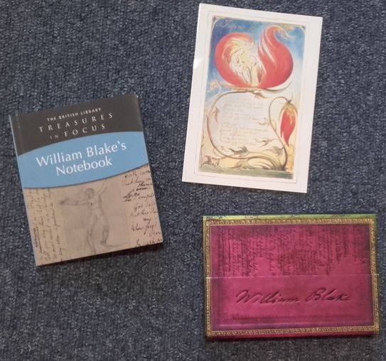 Ma collection William Blake Biblio20
