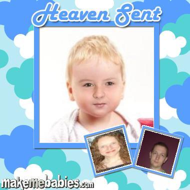 A quoi ressemblera votre futur enfant ? Babywb10