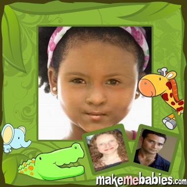 A quoi ressemblera votre futur enfant ? Babywb12