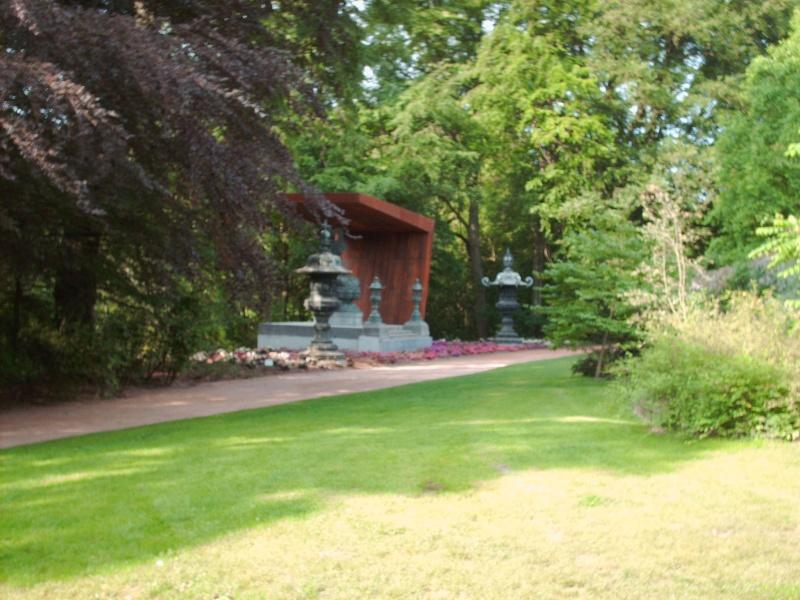 Bouddha au Parc de Mariemont 11-05-10