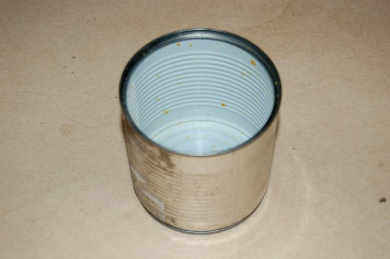 [TUTO] Réchaud carton cire 100% recyclage Dsc_5020