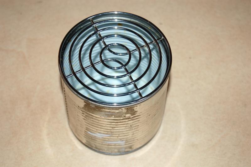 [TUTO] Réchaud carton cire 100% recyclage Dsc_5022