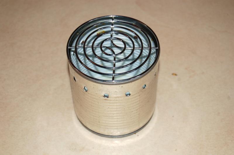 [TUTO] Réchaud carton cire 100% recyclage Dsc_5023