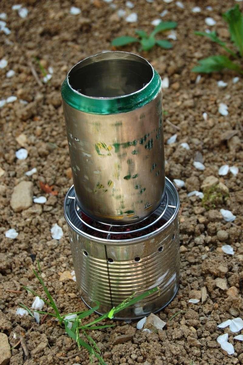 [TUTO] Réchaud carton cire 100% recyclage Dsc_5033