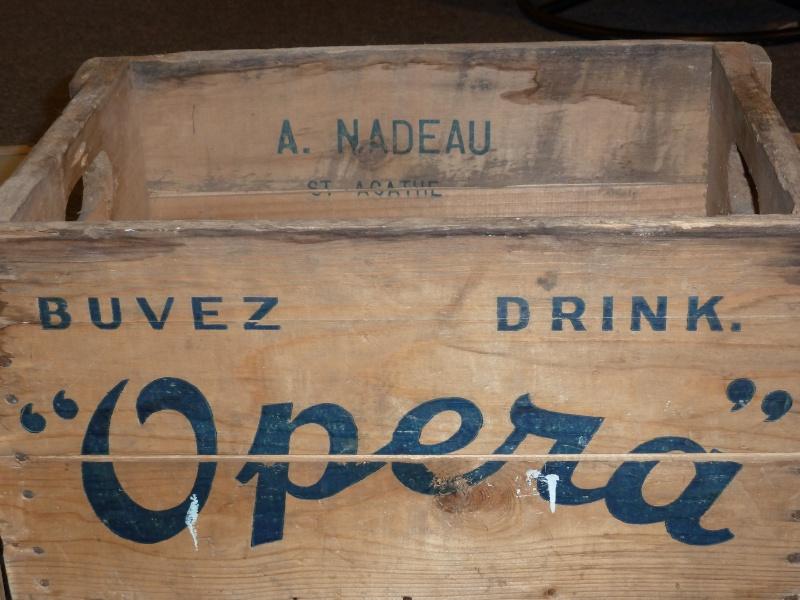 Les breuvages Opera de Ste-Agathe de Lotbinière Caisse10