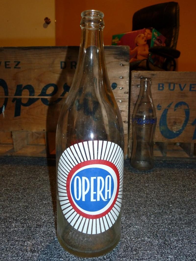 Recherche bouteille Opera 30onces verte P1000410