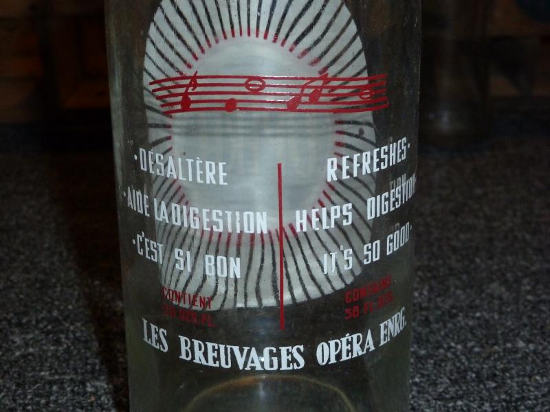 Recherche bouteille Opera 30onces verte P1000411