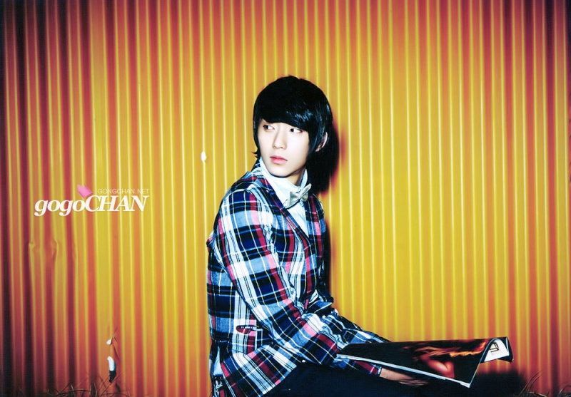[SCANS] Album Let's Fly HQ ~ Gongchan 1110