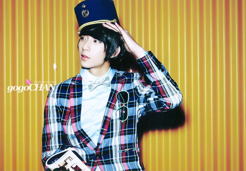 [SCANS] Album Let's Fly HQ ~ Gongchan 1310