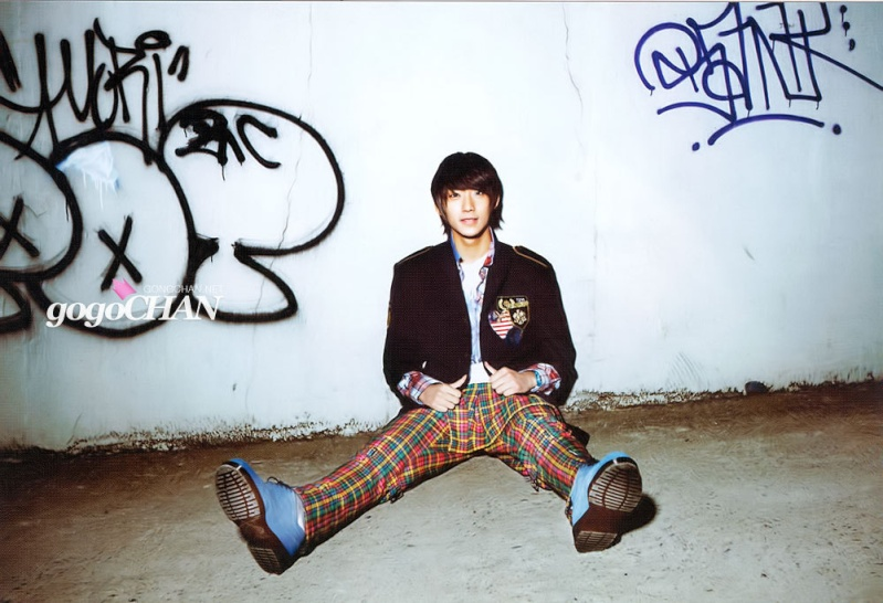 [SCANS] Album Let's Fly HQ ~ Gongchan 3010