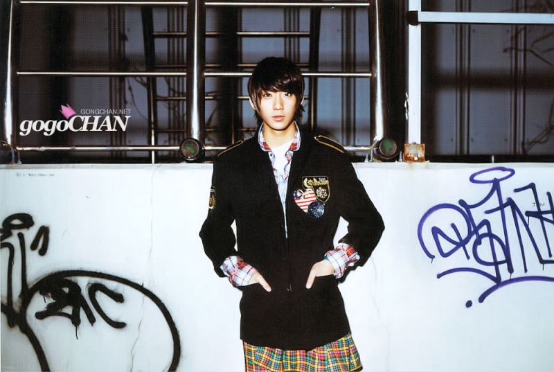 [SCANS] Album Let's Fly HQ ~ Gongchan 3110