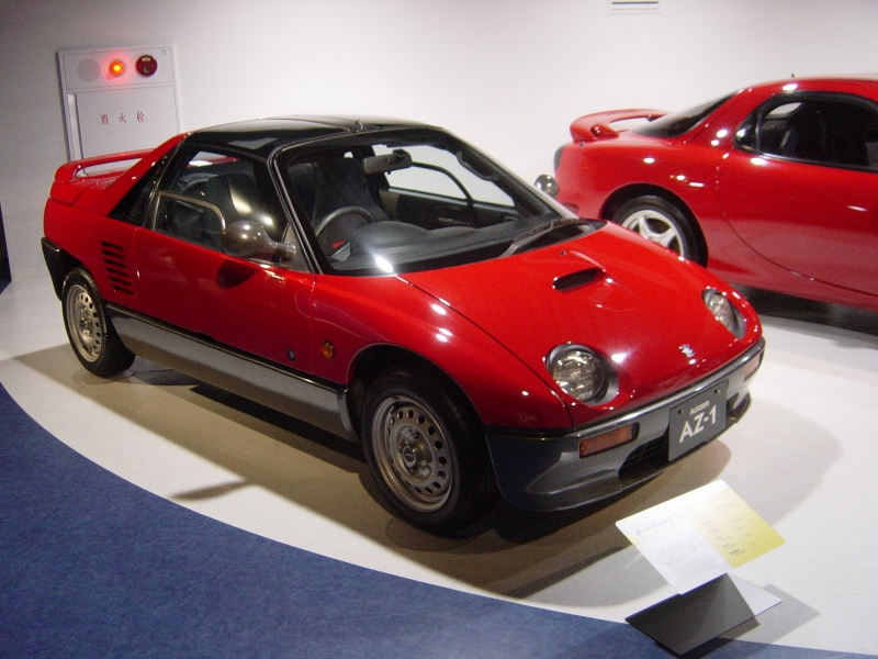AUTOZAM AZ-1 Mazda_10