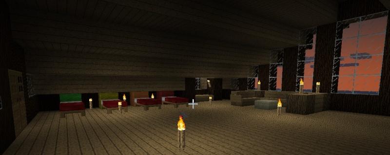 Le village du Père Noël  - Page 6 Dortoi10