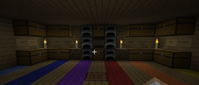 Le village du Père Noël  - Page 6 Salle_10