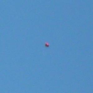2011: Paris le 10 avril vers 10:30 Des OVNIS s'invitent au Marathon - Page 2 Ballon11