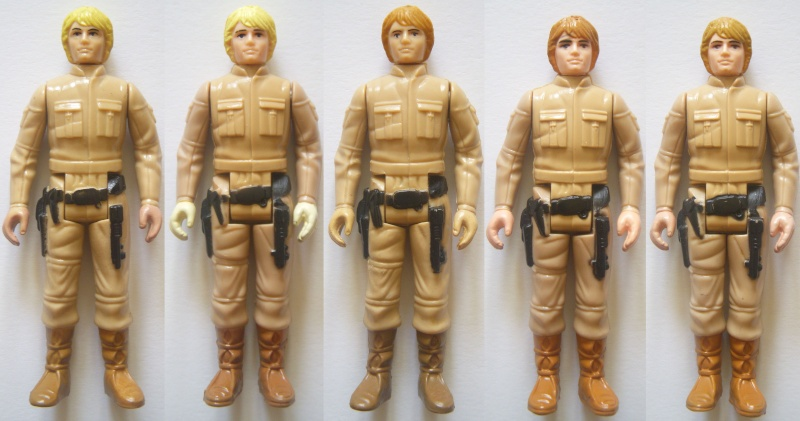 Luke Skywalker - Bespin Fatigues - Variation Profile Bespin10