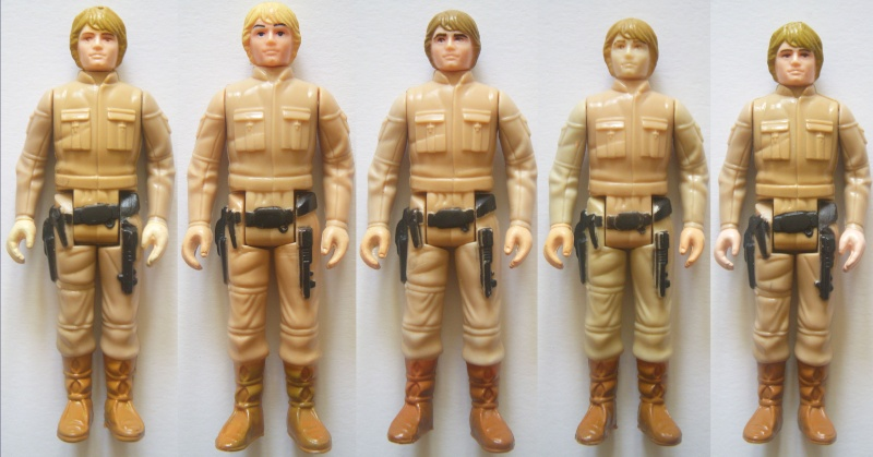 Luke Skywalker - Bespin Fatigues - Variation Profile Bespin11