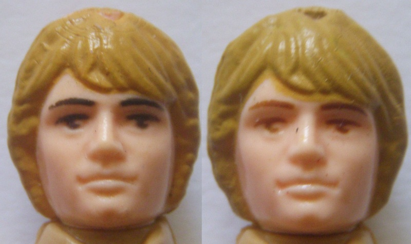 Luke Skywalker - Bespin Fatigues - Variation Profile Eye_co10