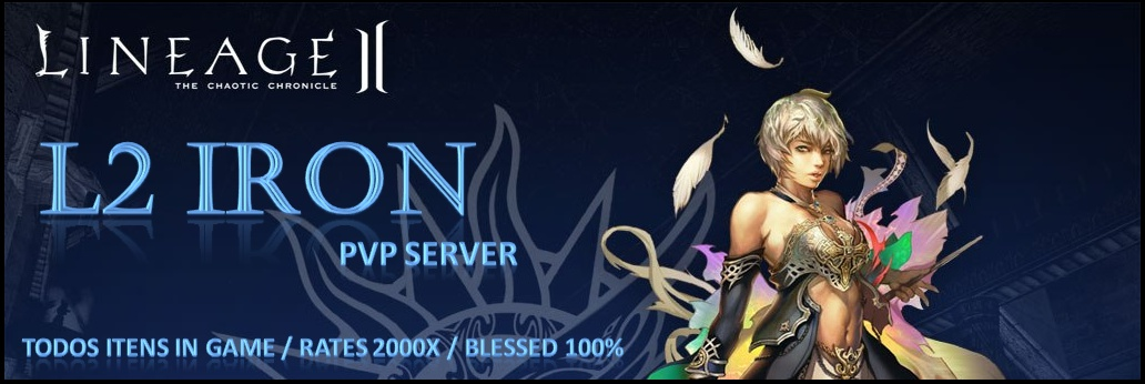 L2 Iron PvP Server Freya