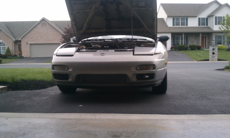 92 240sx with 2jz swap... Imag0315