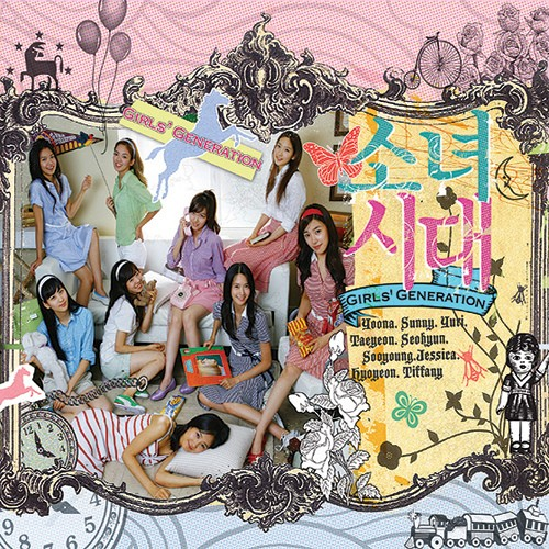 Girls' Generation (SNSD) - from Debut to Present [update] 1stsin10