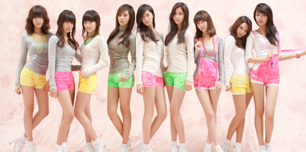 Girls' Generation (SNSD) - from Debut to Present [update] 20090110