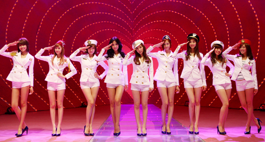 Girls' Generation (SNSD) - from Debut to Present [update] 20090810