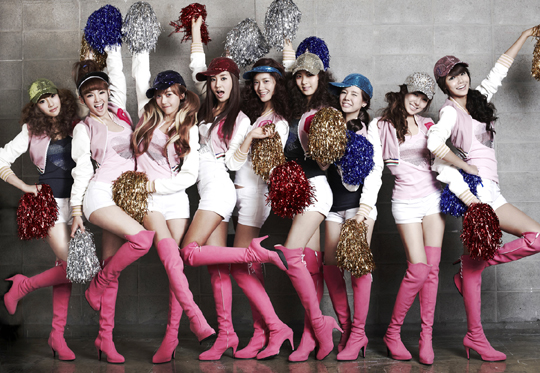 Girls' Generation (SNSD) - from Debut to Present [update] 20100110