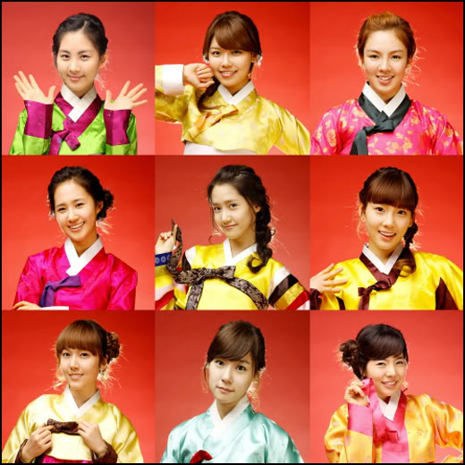 Girls' Generation (SNSD) - from Debut to Present [update] 3610